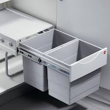 poubelle pour meuble de cuisine délicieux poubelle cuisine tri selectif 2 bacs 7 poubelle de