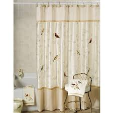 bathroom curtain ideas for shower designer shower curtains with valance inspirations including
