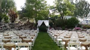 wedding backdrop rentals utah utah wedding decorations rentals i do decor outdoor ceremony