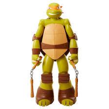 teenage mutant ninja turtles michelangelo action figure 48