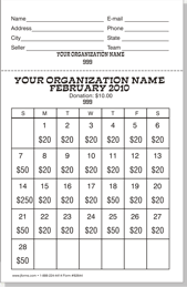 Raffle Sheet Template Raffle Drawing And Admittance Tickets By Jforms Com