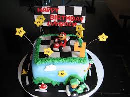 sugar stacks mario kart cake