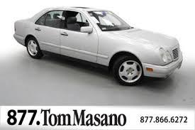 1997 mercedes e class e420 1997 used mercedes e class e420 4dr sedan 4 2l at masano auto