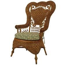 613 best antique wicker u0026 rattan furniture images on pinterest
