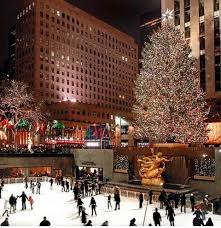 Nyc Tree Lighting Charitybuzz 4 Vip Tickets To The Rockefeller Center Tree Lighting