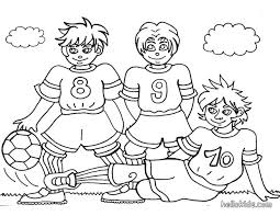 soccer coloring pages hellokids
