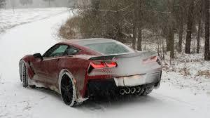 corvette stingray tires winter tires found but