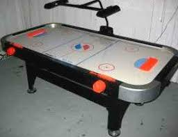 sportcraft turbo hockey table voit competitor 60 air hockey table