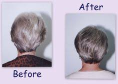 salt and pepper hair with brown lowlights gray and silver lowlights in white hair maturehair shorthaircuts