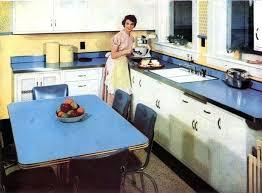 cuisine en formica cuisine formica publicitac pourune cuisine en formica en 1953