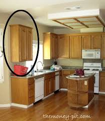 Kitchen Cabinets Open Shelving Tutorial Turning Cabinets Into Custom Shelves The Kim Six Fix