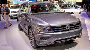 volkswagen tiguan 2018 interior 2018 volkswagen tiguan allspace review top speed