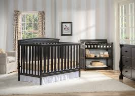 Baby Cribs 4 In 1 With Changing Table Gateway 4 In 1 Crib Delta Children U0027s Products