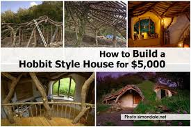 stylehouse how to build a hobbit style house for 5 000