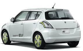 Maruti Suzuki Maruti Suzuki Electric Car Images Hybrid Carblogindia