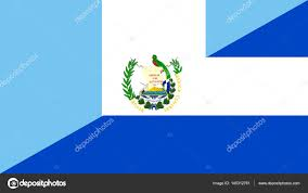 Guatemala Flag Guatemala El Salvador Flag U2014 Stock Photo Tony4urban 145312761