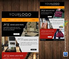 email marketing eblast template email template fashion email