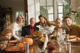 thanksgiving holidays shopping food traditions