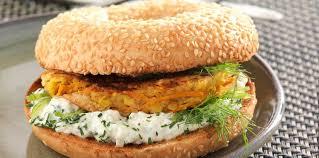 recettes cuisine actuelle hamburger végétarien facile et pas cher recette sur cuisine actuelle