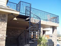 outdoor spiral staircase deck kits u2014 new decoration outdoor