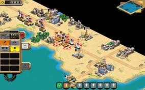 command and conquer android new desert stormfront is finally a decent rts for mobile