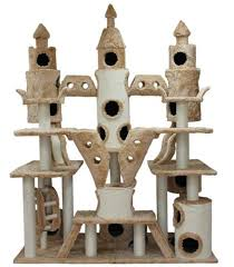 buckingham palace cat tree mansions