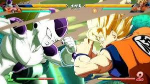 dragon ball game developed arc system works