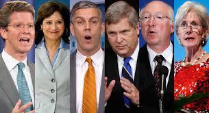 Barack Obama Cabinet Members Obama U0027s Secretary S Of Politics Politico