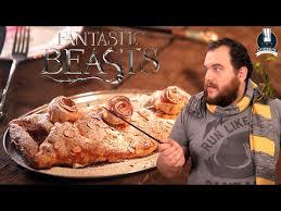 betisier cuisine recette les animaux fantastiques le strudel de queenie betisier