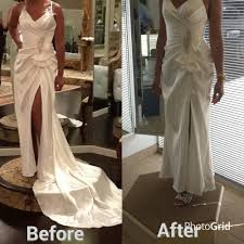 wedding dress alterations impressive wedding dress alterations expert one hour alterations 1