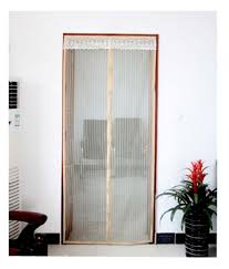 Magic Mesh Curtain Magic Mesh Keep Fly U0026 Mosquito Away Curtain Door With Magnets