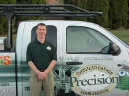 Precision Overhead Doors by Precision Garage Door West Chester Pa Satisfaction Guarantee