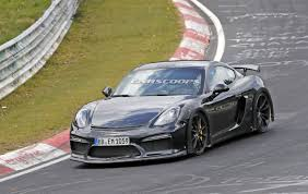 new porsche 2019 here u0027s the new 2019 porsche 718 cayman gt4