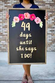Bridal Shower Signs 18 Paper Crafts Perfect For Bridal Showers