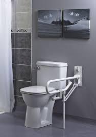 siege toilette pour handicapé poignee wc pour handicape fabulous poigne de wc dtail cramique u