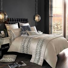 kylie minogue adira bedding pebble free uk delivery terrys fabrics