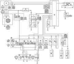 1987 yamaha moto 4 350 wiring diagram yamaha wiring diagrams for