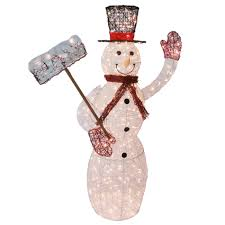 Costco Lighted Snowman by Comely Outdoor Lighted Snowman Decorations Outdoor Light Outdoor