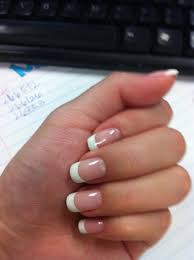 french tip gel manicure yelp