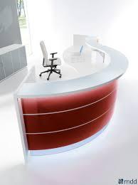 Circular Reception Desk by Valde Modular Reception Desks Msl Interiors