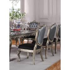 Acme Dining Room Furniture Acme United Formal Traditional Chantelle 9 Pc Dining Set Table