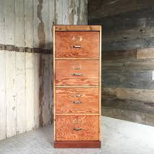 Pine Filing Cabinet Vintage Pine Filing Cabinet Pedlars