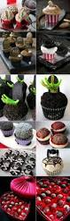 Scary Cupcakes Happy Halloween Happy And Cakes