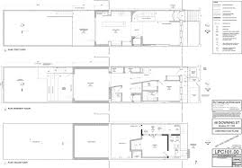 Downing Street Floor Plan Major Revision Gets Landmarks Approval Of Expansion At 48 Downing