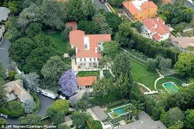 cecil b demille estate angelina jolie moves into this 7 500 square foot luxury mansion in