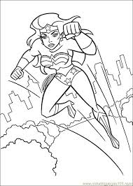 wonder woman coloring pages 08 coloring pages pinterest
