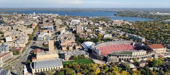 Uw Madison Campus Map Football Wisconsin Athletics Game Week Is Here