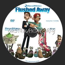 flushed dvd label dvd covers u0026 labels customaniacs id