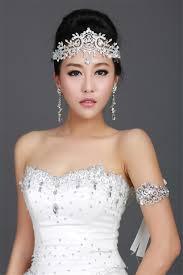 rhinestone hair vintage wedding bridal bridesmaid rhinestone diamond