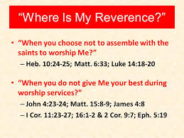 where is my reverence malachi 1 6 14 reverence defined vines